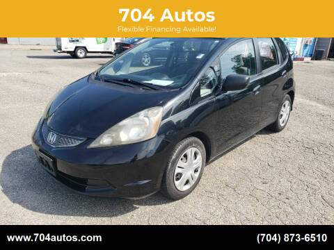 2010 Honda Fit for sale at 704 Autos in Statesville NC