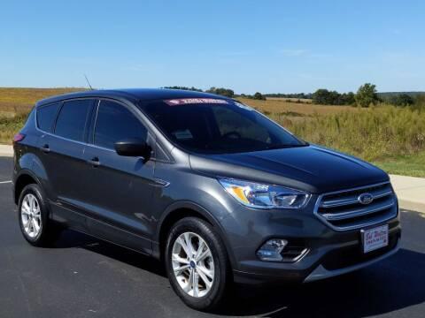 2019 Ford Escape for sale at Bob Walters Linton Motors in Linton IN