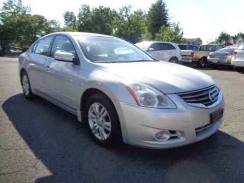 2011 Nissan Altima for sale at Purcellville Motors in Purcellville VA