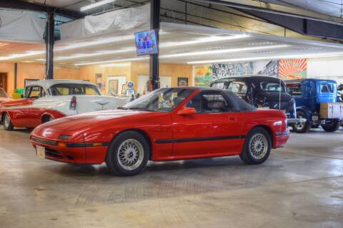 1988 Mazda RX-7 for sale at Hooked On Classics in Watertown MN