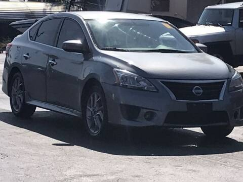 2014 Nissan Sentra for sale at Pioneers Auto Broker in Tampa FL
