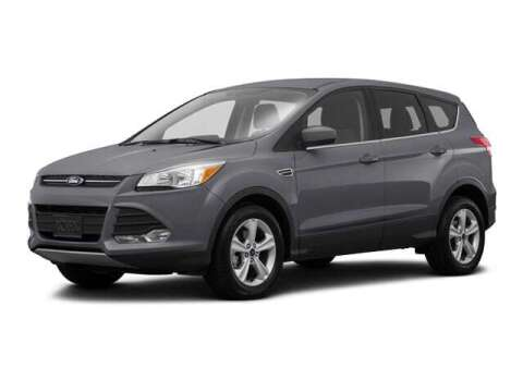 2016 Ford Escape for sale at West Motor Company in Preston ID