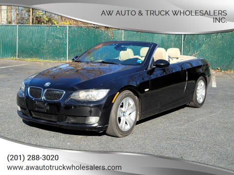 2008 BMW 3 Series for sale at AW Auto & Truck Wholesalers  Inc. in Hasbrouck Heights NJ