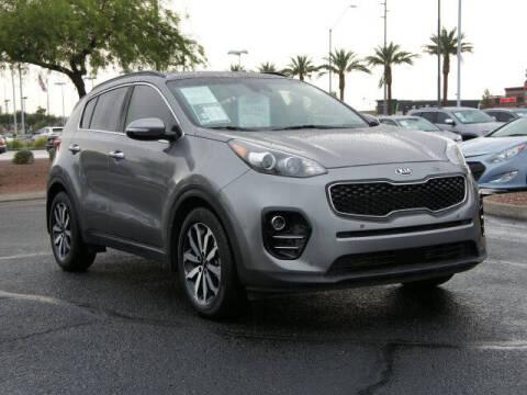 2018 Kia Sportage for sale at CarFinancer.com in Peoria AZ