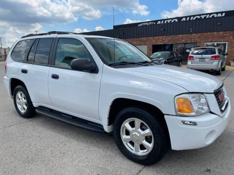 2008 GMC Envoy for sale at Motor City Auto Auction in Fraser MI