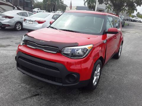 2019 Kia Soul for sale at YOUR BEST DRIVE in Oakland Park FL