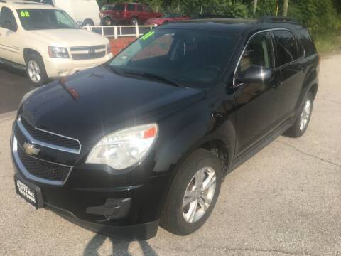 2011 Chevrolet Equinox for sale at ROUTE 6 AUTOMAX in Markham IL