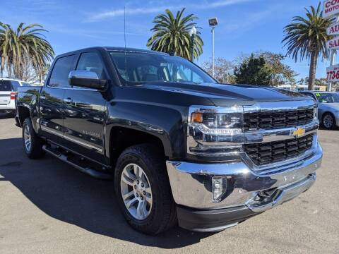 2018 Chevrolet Silverado 1500 for sale at Convoy Motors LLC in National City CA