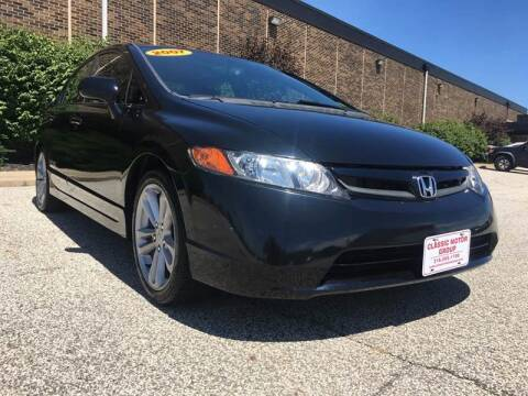 2007 Honda Civic for sale at Classic Motor Group in Cleveland OH