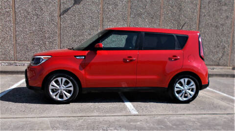 2016 Kia Soul for sale at M G Motor Sports in Tulsa OK