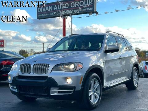 2009 BMW X5 for sale at Divan Auto Group in Feasterville PA