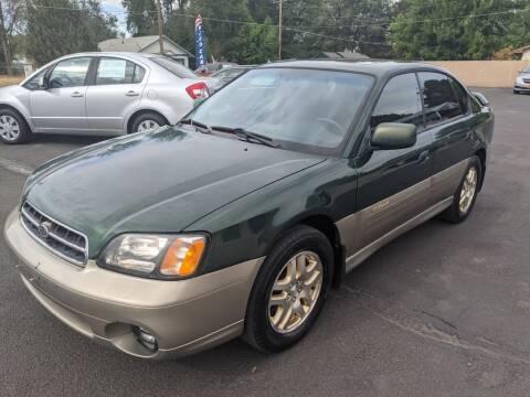 2000 Subaru Outback for sale at Progressive Auto Sales in Twin Falls ID