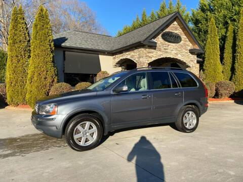 2007 Volvo XC90 for sale at Hoyle Auto Sales in Taylorsville NC
