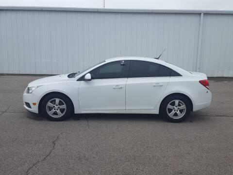 2013 Chevrolet Cruze for sale at Longhorn Motors in Belton TX