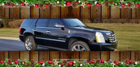 2007 Cadillac Escalade for sale at Schaumburg Auto Group in Schaumburg IL