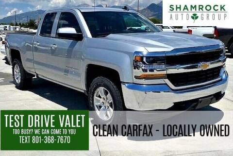 2019 Chevrolet Silverado 1500 LD for sale at Shamrock Group LLC #1 in Pleasant Grove UT