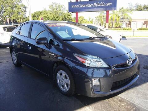 2010 Toyota Prius for sale at Regal Cars of Florida-Clearwater Hybrids in Clearwater FL