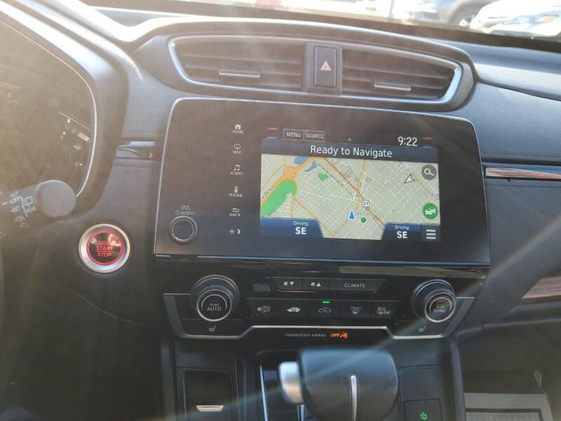 2017 Honda CR-V AWD EX-L 4dr SUV w/Navi - Freeport NY