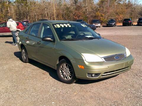 2007 Ford Focus for sale at Let's Go Auto Of Columbia in West Columbia SC
