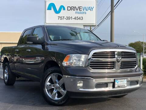 2014 RAM Ram Pickup 1500 for sale at Driveway Motors in Virginia Beach VA