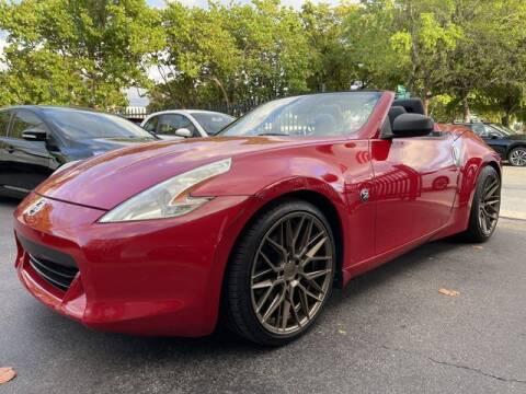 2010 Nissan 370Z for sale at Meru Motors in Hollywood FL