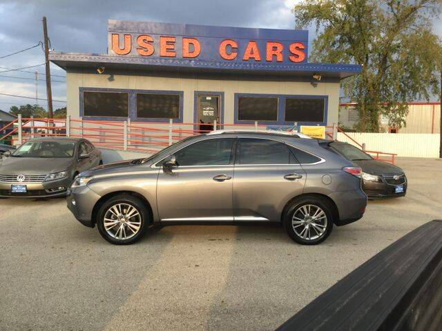 2013 Lexus RX 350 for sale at Your Car Store in Conroe TX