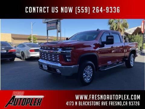 2020 Chevrolet Silverado 2500HD for sale at Fresno Autoplex in Fresno CA