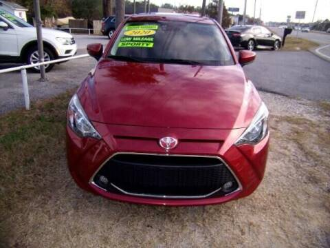 2020 Toyota Yaris Hatchback for sale at Auto Brokers in Gulf Breeze FL