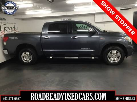 2007 Toyota Tundra for sale at Road Ready Used Cars in Ansonia CT