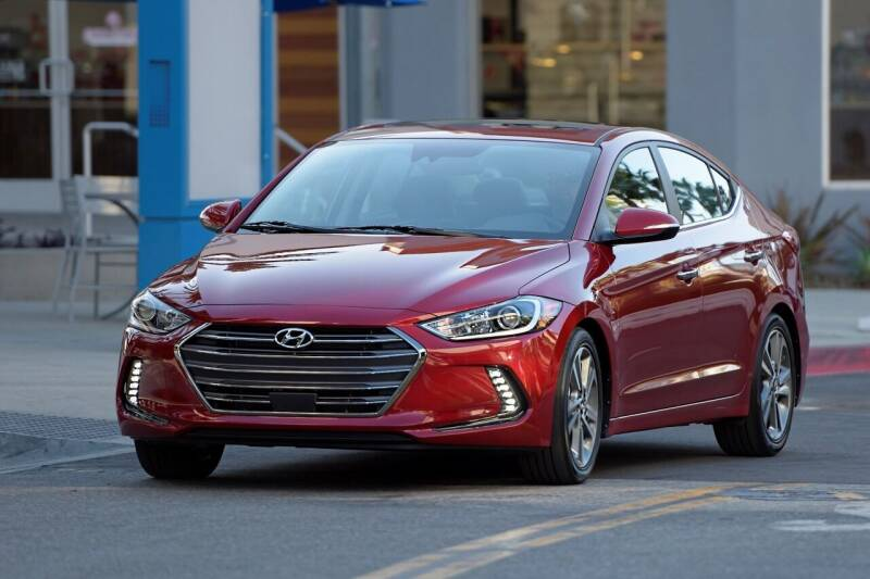 2018 Hyundai Elantra for sale at AUTO KING in Jonesboro AR
