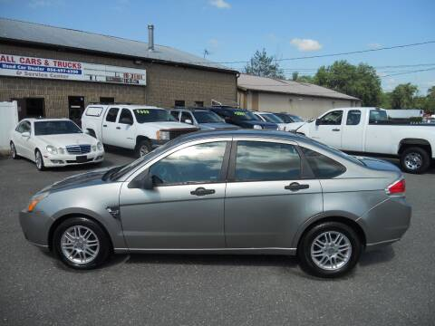 2008 Ford Focus for sale at All Cars and Trucks in Buena NJ