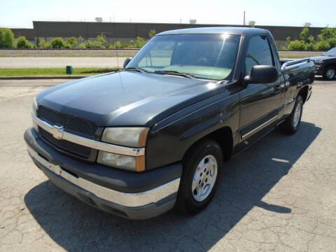 2003 Chevrolet Silverado 1500 for sale at H & R AUTO SALES in Conway AR