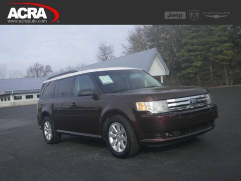 2009 Ford Flex for sale at BuyRight Auto in Greensburg IN