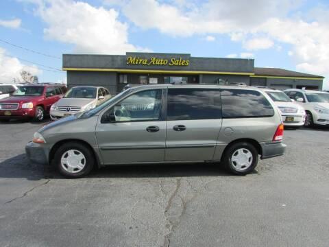 2001 Ford Windstar for sale at MIRA AUTO SALES in Cincinnati OH