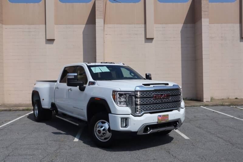 2021 GMC Sierra 3500HD for sale at El Compadre Trucks in Doraville GA