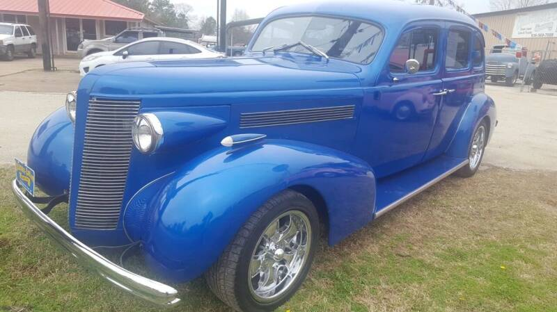 1937 Buick 40 for sale at COLLECTABLE-CARS LLC - Classics & Collectables in Nacogdoches TX