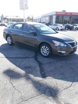 2015 Nissan Altima for sale at Bachrodt on State in Rockford IL