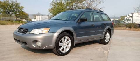 2006 Subaru Outback for sale at AUTOMOTIVE SOLUTIONS in Salt Lake City UT