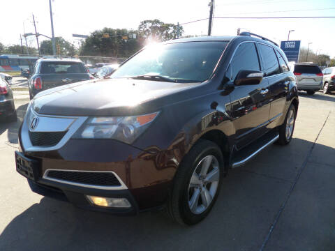 2011 Acura MDX for sale at West End Motors Inc in Houston TX
