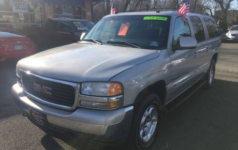2005 GMC Yukon XL for sale at CENTRAL GROUP in Raritan NJ