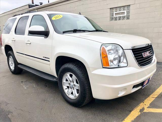 2011 GMC Yukon for sale at Richardson Sales & Service in Highland IN