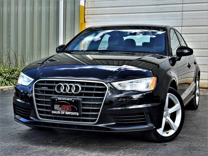 2015 Audi A3 for sale at Haus of Imports in Lemont IL