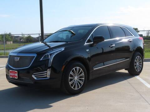 2017 Cadillac XT5 for sale at Ron Carter  Clear Lake Used Cars in Houston TX