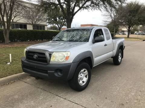 2005 Toyota Tacoma for sale at Evolution Motors LLC in Dallas TX