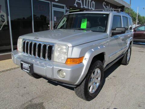 2006 Jeep Commander for sale at Arko Auto Sales in Eastlake OH