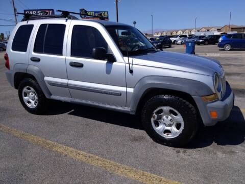 2005 Jeep Liberty for sale at Car Spot in Las Vegas NV