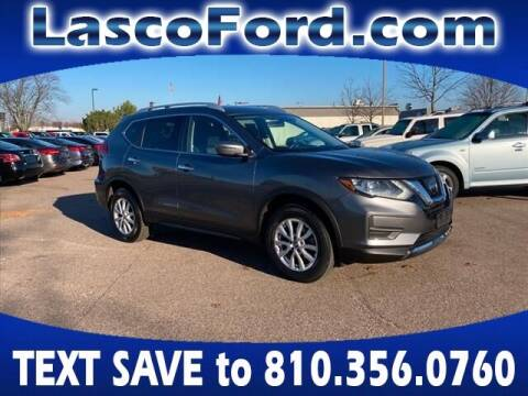 2017 Nissan Rogue for sale at LASCO FORD in Fenton MI