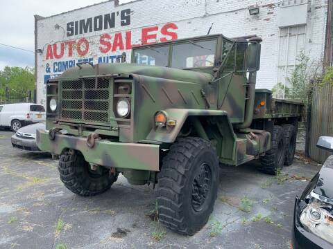 1991 BMY M923A2 for sale at Simon's Auto Sales in Detroit MI
