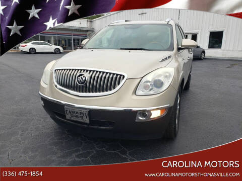 2011 Buick Enclave for sale at CAROLINA MOTORS in Thomasville NC