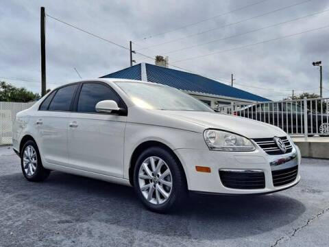 2010 Volkswagen Jetta for sale at Select Autos Inc in Fort Pierce FL